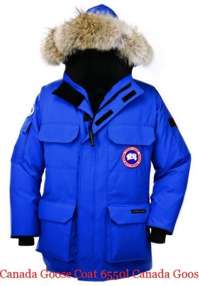 Canada Goose Coat 6550l Canada Goose Men's Expedition Parka Blue