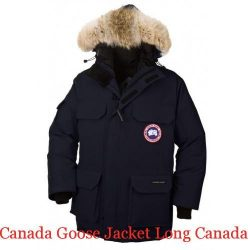 Canada Goose Jacket Long Canada Goose Expedition Parka 4565m Navy