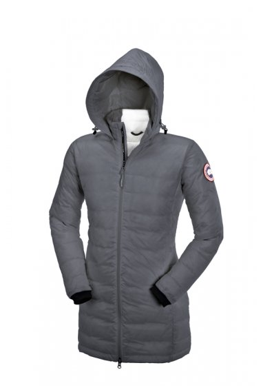 Canada Goose Outlet Edinburgh Canada Goose Camp Down Hooded Jacket Grey