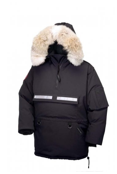 Canada Goose Outlet Jacket Canada Goose Baffin Anorak Navy