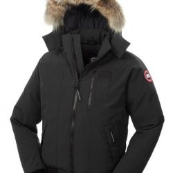 Canada Goose Outlet Vaughan Mills Canada Goose Men Borden Bomber Black