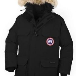 Canada Goose Trillium Parka 6550l Canada Goose Men's Expedition Parka Black