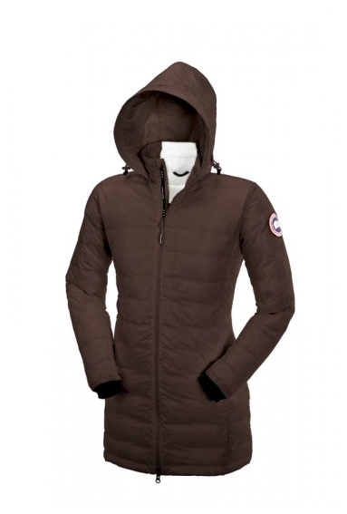 Canada Goose Youth Chilliwack Bomber Sale Canada Goose Camp Down Hooded Jacket Brown